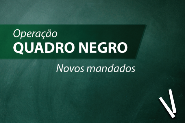 Quadro Negro cumpre mais 17 ordens judiciais em 12 cidades paranaenses
