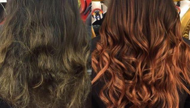 Iluminar cabelos escuros com tons quentes fica lindo e pode ser melhor do que loiro