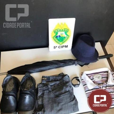 Trabalho conjunto entre Policiais Militares e Civis resulta na prisão de suspeito de latrocínio em Cianorte