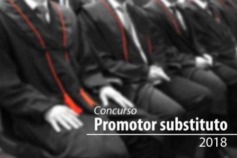 MPPR abre inscrições para concurso público de promotor substituto