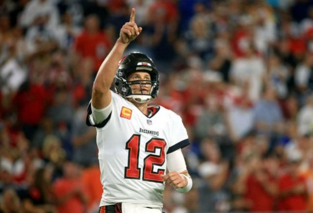 Buccaneers vencem Cowboys em jogo épico de abertura da NFL