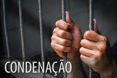 Ex-diretor-geral da Assembleia legislativa é condenado a 255 anos de prisão