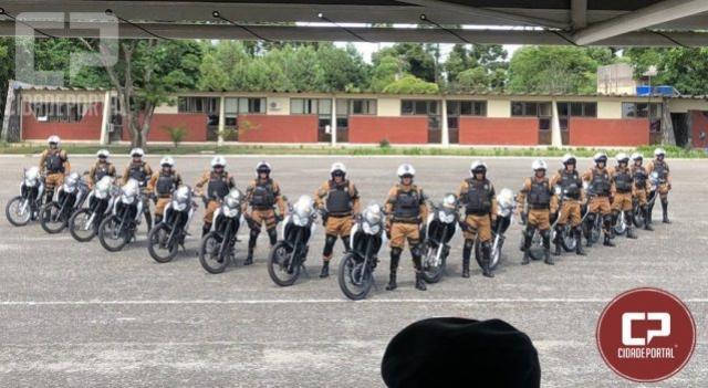 Polícia Militar realiza solenidade de formatura do Curso da ROCAM em Curitiba