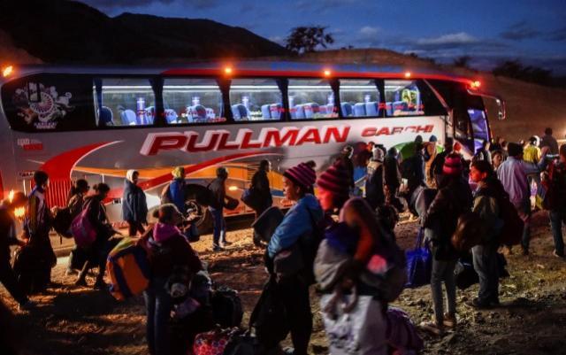 ONU prevê 5,3 milhões de refugiados e migrantes venezuelanos até o final de 2019