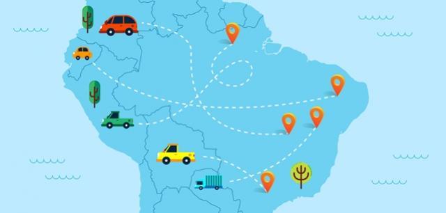 CNH e CRLV de brasileiros já podem ser validados na América do Sul