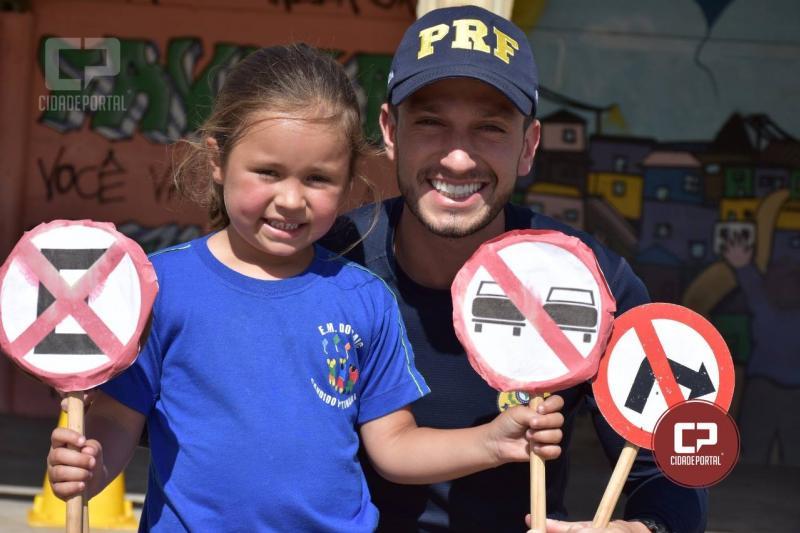 Polícia Rodoviária Estadual sedia abertura da Semana Nacional de Trânsito em Curitiba