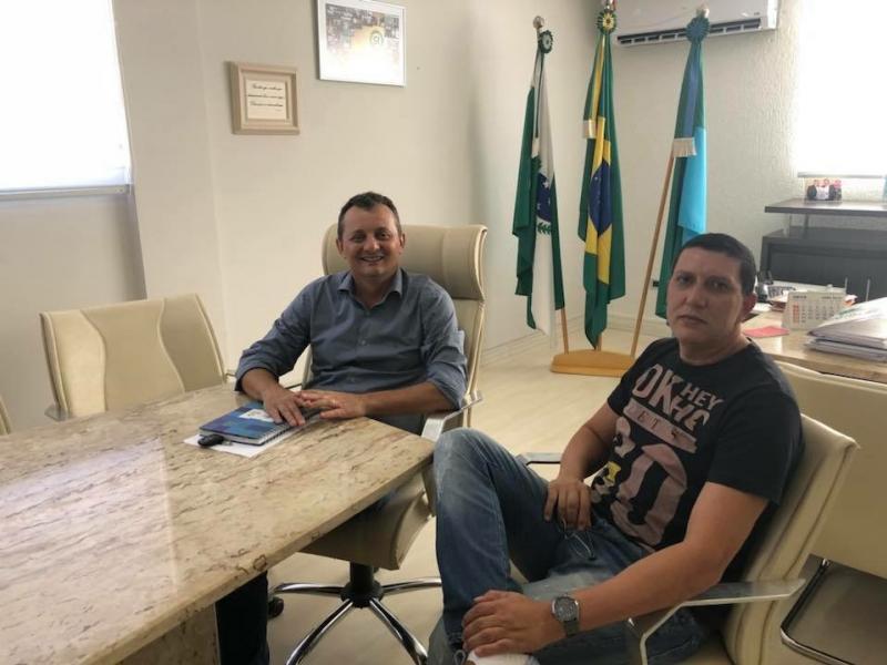 Professor Luiz Carlos de Souza assume o Escritório Regional do Esporte de Campo Mourão
