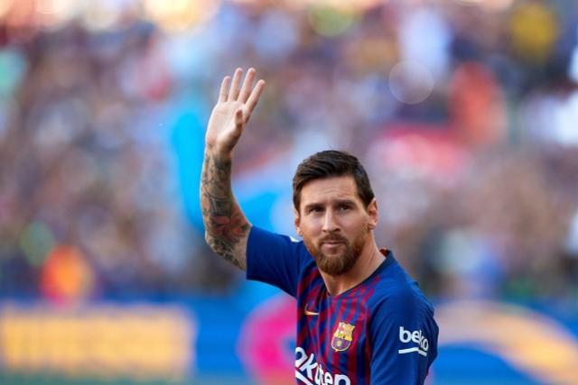 Messi no Inter Miami, Beckham sonha com entrada triunfal na MLS