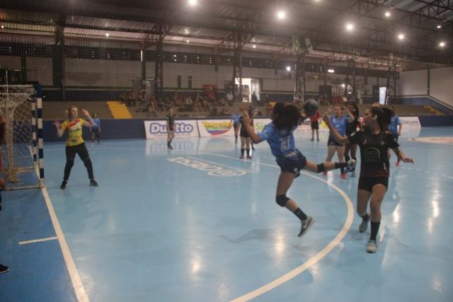 Jussara e Iporã decidem título da Chave Prata do Paranaense de Handebol Juvenil