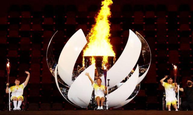 Jogos Paralímpicos começam oficialmente, veja a abertura completa