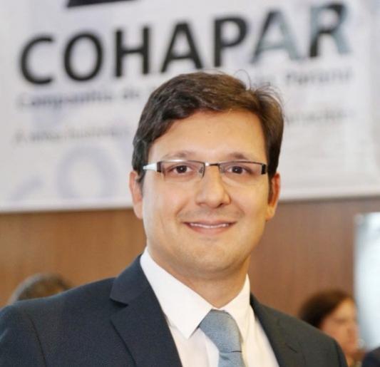 Nelson Cordeiro Justus assume presidência da Cohapar