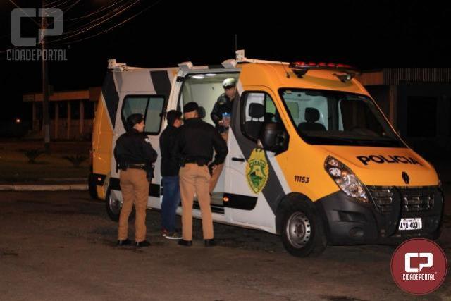 PM de Cianorte prende dois homens por embriaguez ao volante durante operação
