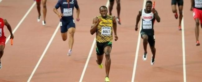 Bolt perde uma de suas medalhas de ouro por conta de exame de doping de jamaicano