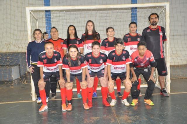 Goioerê garante 4º lugar na segunda etapa da Copa Feras de Futsal