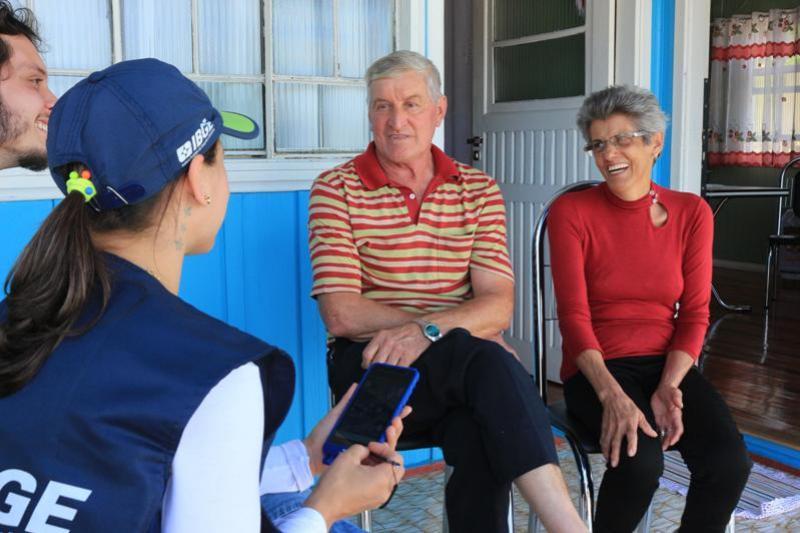 Oportunidade: IBGE abre processo seletivo simplificado para contratar 174 recenseadores no Paraná