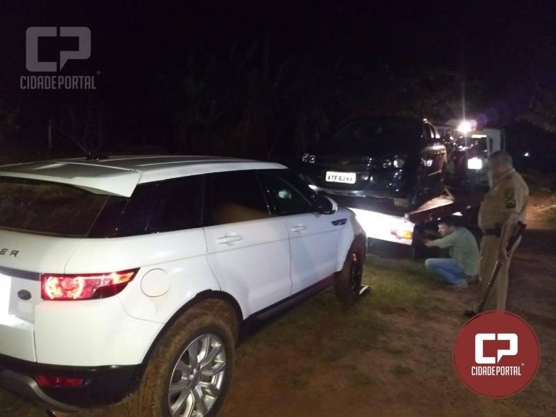 Policiais do 7º BPM recuperam veículo roubado em Campo Mourão
