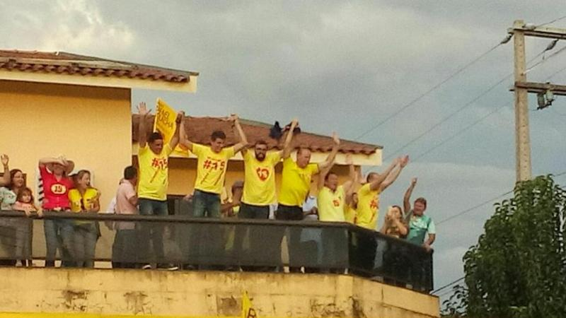 Rafael Bolacha é prefeito eleito de Moreira Sales neste domingo, 04 de junho
