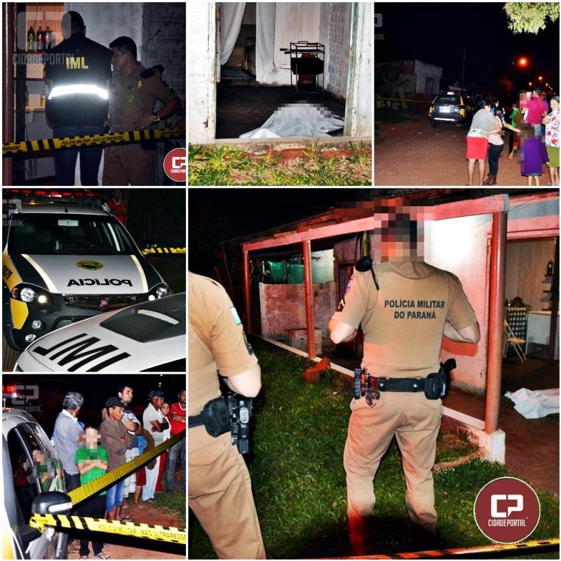 Jovem de 25 anos é morto com diversos tiros de pistola em Moreira Sales