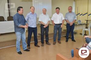 Micropavimentação é apresentada para lideranças da região em Umuarama