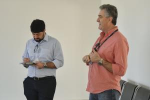Com obras na reta final, aeroporto de Umuarama recebe visitas técnicas da Anac e Azul