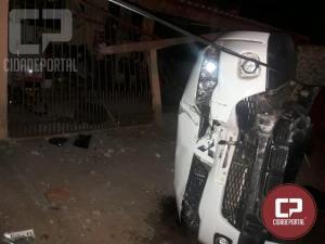 PRF de Guaíra recupera veículo furtado e condutor de 17 anos foi apreendido