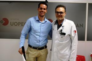 Hospital Uopeccan forma a 7ª turma de médicos residentes