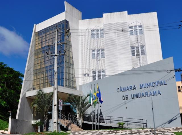 Sessões da Câmara de Umuarama devem ser retomadas na próxima segunda-feira, 08