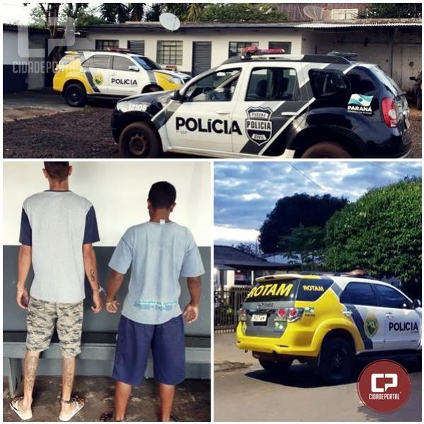 Polícia Civil cumpre mandados de prisão e busca e apreensão em Icaraíma