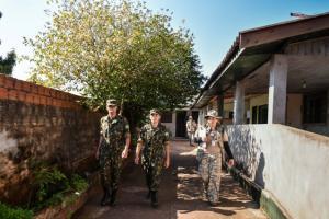 Ação integrada em Umuarama reúne várias forças para combater a dengue no San Remo