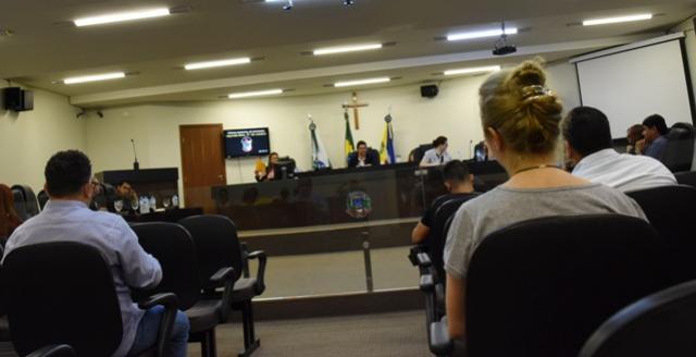 Projeto prevendo punição a agressores de animais e mais cinco matérias aprovados pelos vereadores de Umuarama