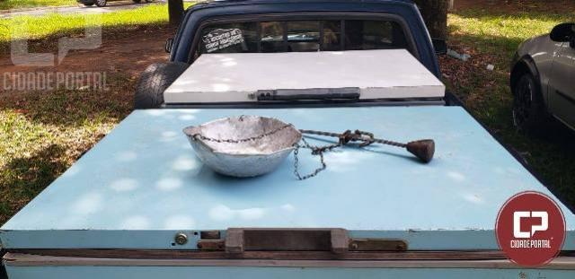 Polícia Ambiental prende duas pessoas por venda de peixes sem autorização em Cruzeiro do Oeste