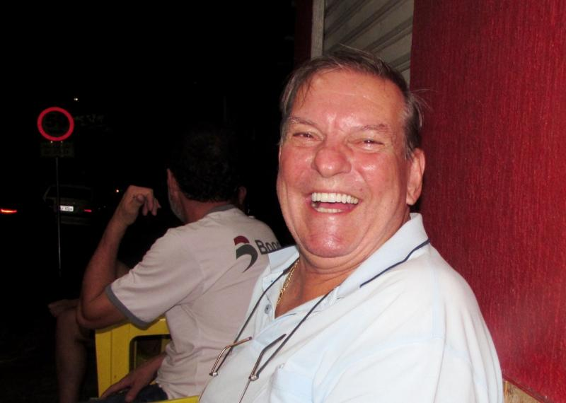 Umuarama perde Willy Kipgem - pessoa alegre e amigo de todos