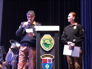 3ª CIPM recebe em Loanda pelo segundo ano consecutivo, a Banda da Polícia Militar
