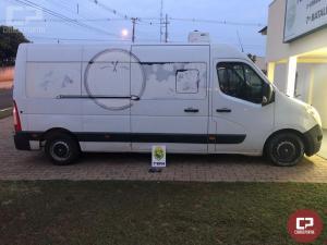 7º BPM recupera em Cruzeiro do Oeste veículo roubado na PR- 323