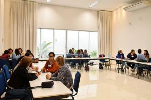 Professores do 4º ano de Umuarama recebem assessoria e trocam vivências do JEPP