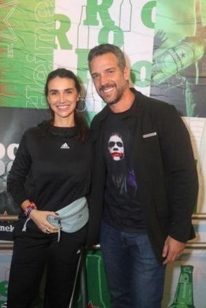 O festival de celebridades no primeiro finde do Rock in Rio