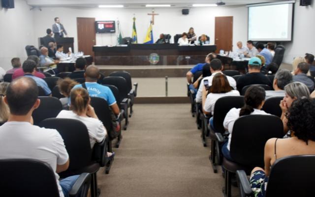 LOA é aprovada por unanimidade em sessão ordinária em Umuarama