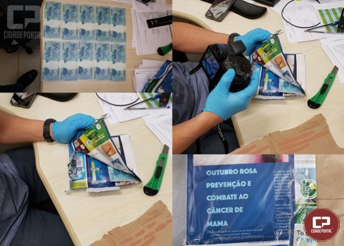Polícia Federal prende homem pelo crime de moeda falsa em Maringá