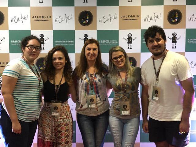 Professoras e estudantes do IFPR Campus Umuarama participam de evento científico nacional
