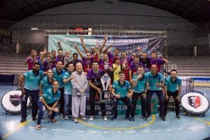 Chave Prata do Campeonato Citadino de Futsal já recebe inscrições