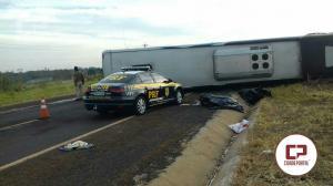 Acidente com Ônibus de pacientes da região de Realeza deixa 8 mortos e mais de 30 feridos