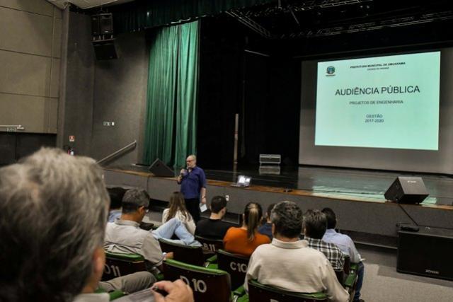 Audiência em Umuarama apresenta investimento de R$ 31,7 milhões em grandes obras
