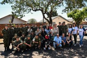 Secretaria de Saúde de Umuarama realiza ação de combate á dengue