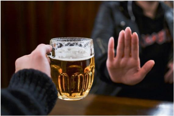 Pare de beber, você pode morrer! Entenda por que você deve parar de beber