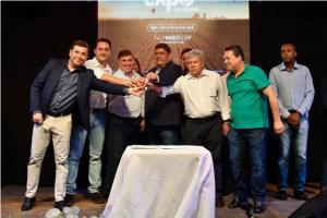 Pozzobom recebe o governador e assegura apoio para investimentos em Umuarama