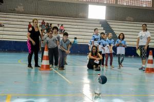 Jogos Infantis fazem a alegria da criançada em Umuarama