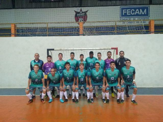 Umuarama tem rodada da Taça PR  Sub-17 Feminino e Sub-20 Masculino