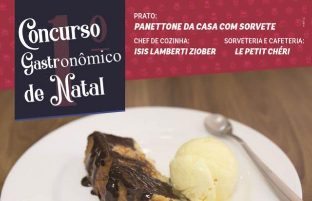 Curso Gastronômico de Natal em Umuarama