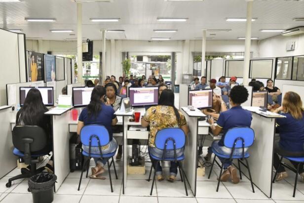 Umuarama fica em 3º no Estado, em contratações pela Agência do Trabalhador