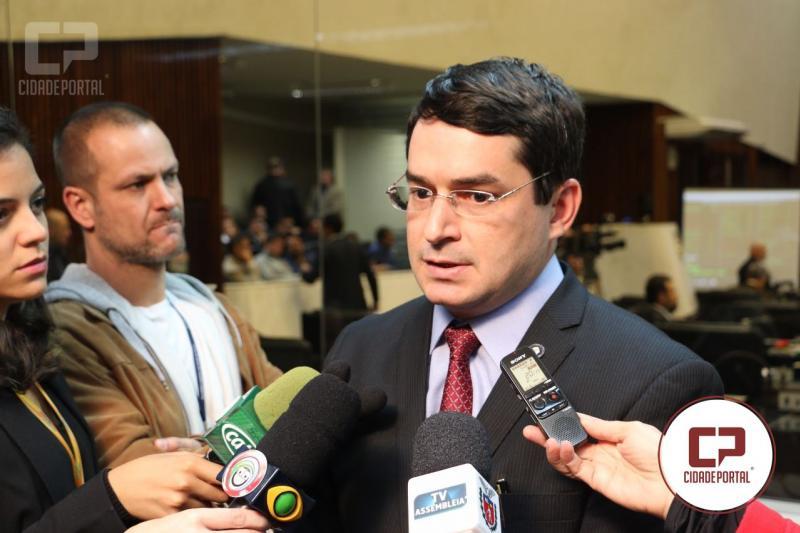 Juiz de Direito de Ubiratã é nomeado para a diretoria de segurança da Amapar
